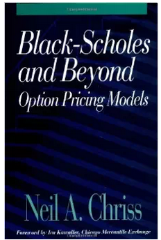 Black Scholes and Beyond  Download